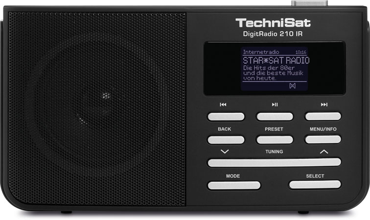 Technisat-DigitRadio-210-IR
