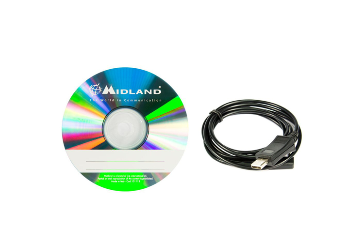 Midland-M30-Software-&-Kabel