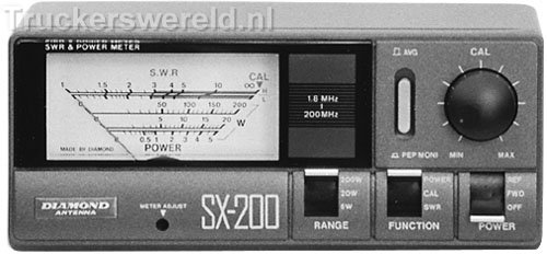 Diamond-SX200-SWR-WATT