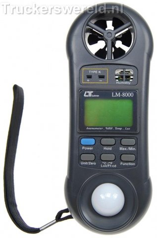 Lafayette LM-8000 4 In 1