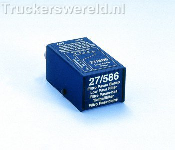 RM 27/586 Low-Pass Filter
