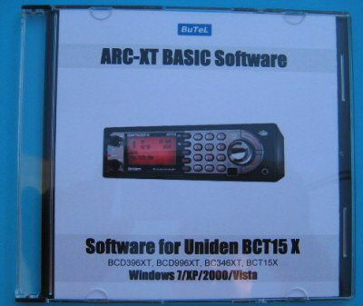 Butel scanner software BCT15X Basic