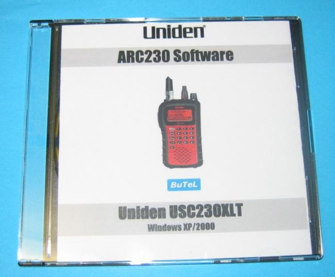 Butel scanner software USC-230 (E)