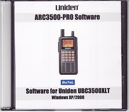 Butel scanner software UBC-3500XLT PRO