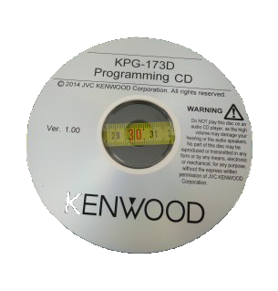 Kenwood-173D-Software