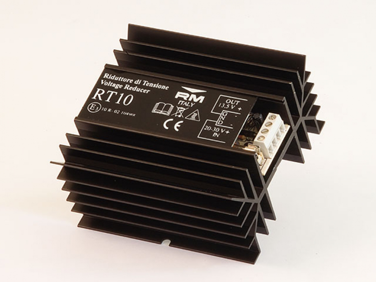 RM RT10 Voltage reducer